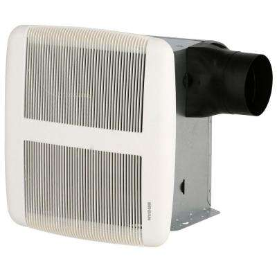 Sensonic 110 CFM Ceiling Bathroom Exhaust Fan with Stereo Speaker and Bluetooth Wireless Technology, ENERGY STAR*