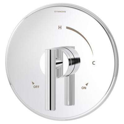 Dia 1-Handle Shower Valve Trim in Chrome (Valve Not Included)