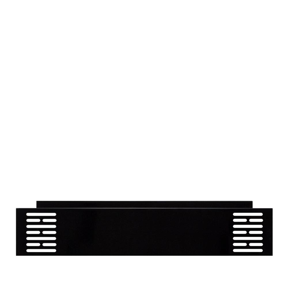 Summit Appliance Trim Kit for Summit Wall Ovens in Black