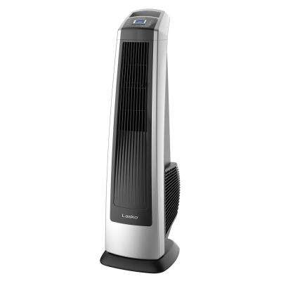 35 in. Oscillating High Velocity Fan with Remote Control