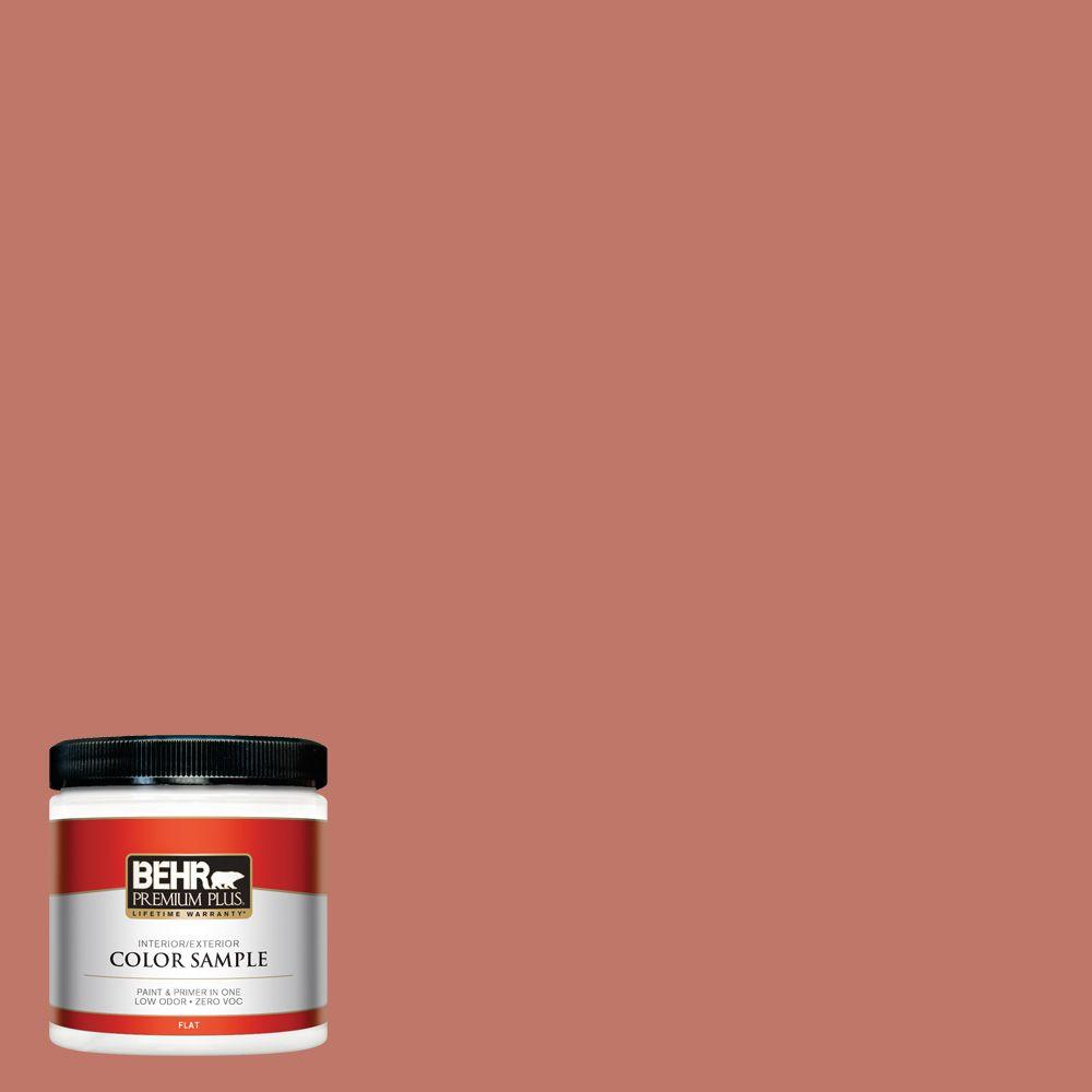 8 oz. #HDC-FL14-2 November Zero VOC Interior/Exterior Paint Sample