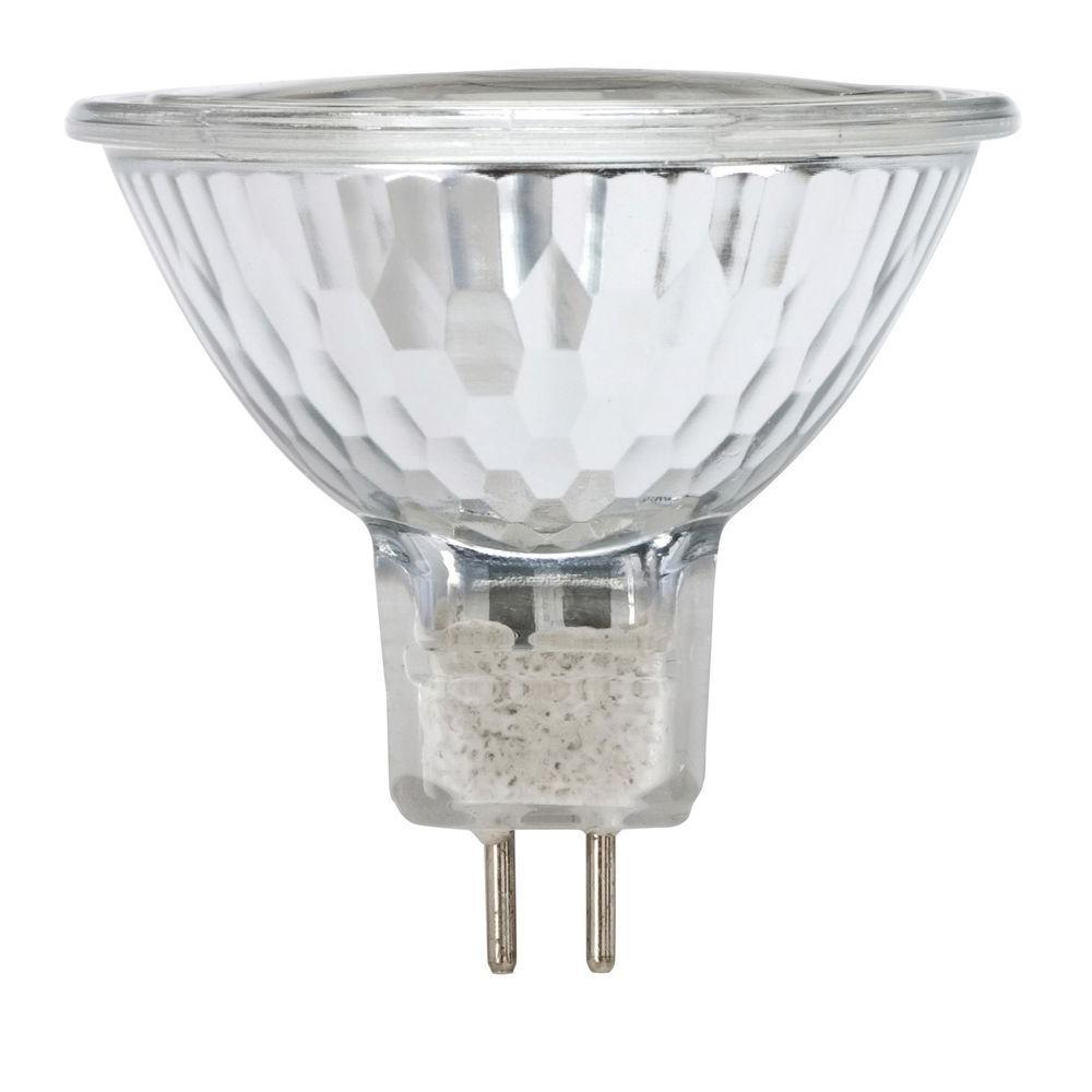 20-Watt MR16 Halogen 12-Volt Flood Light Bulb