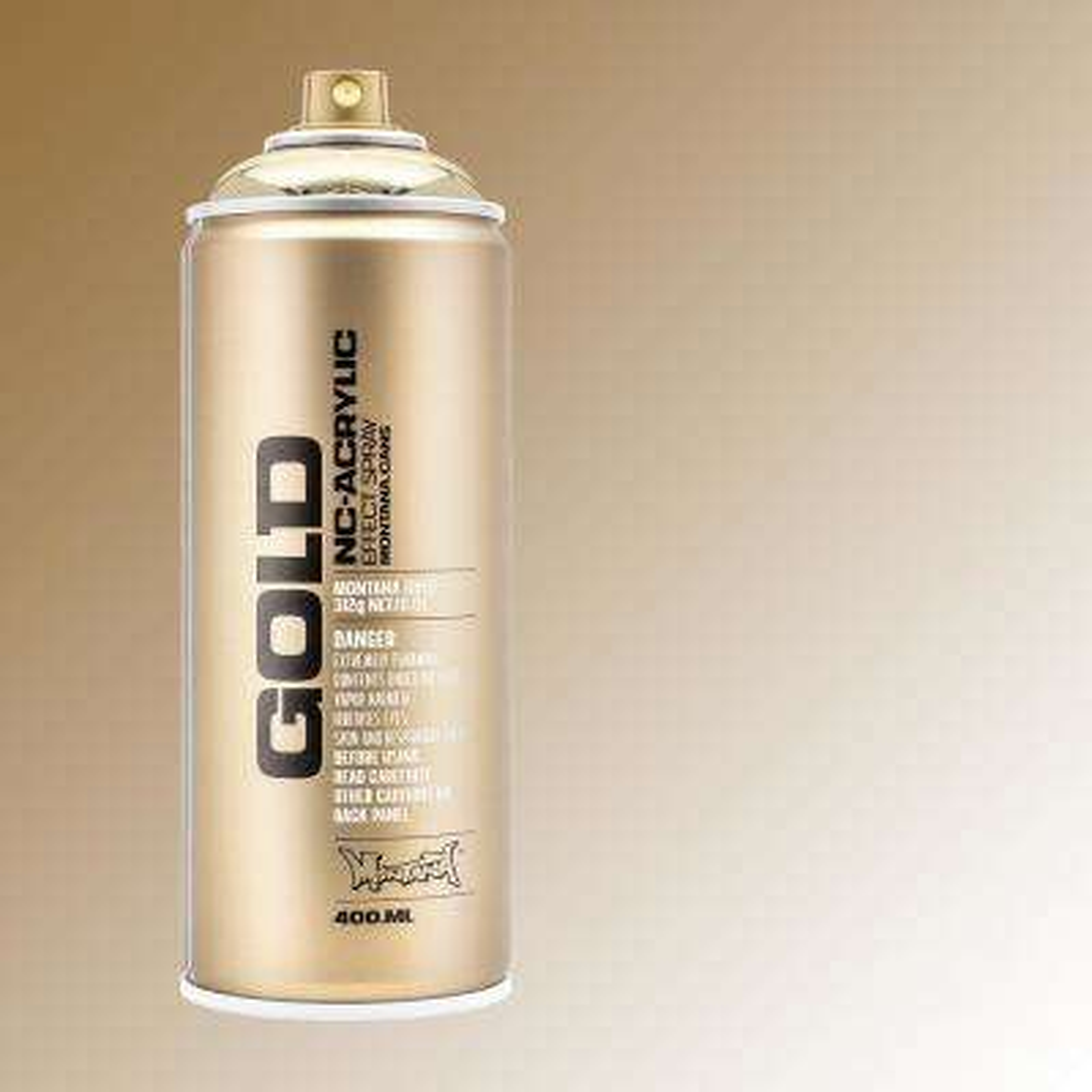 13 oz. GOLD Chrome Spray Paint