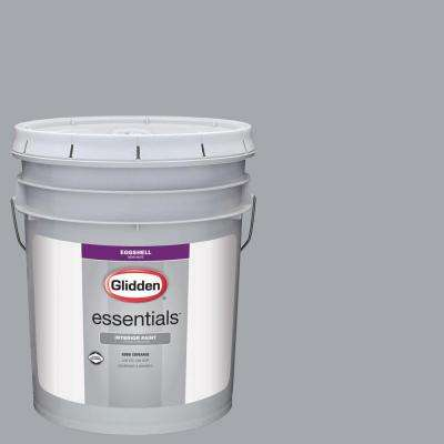 5 gal. #HDGCN38U Philosophical Grey Eggshell Interior Paint