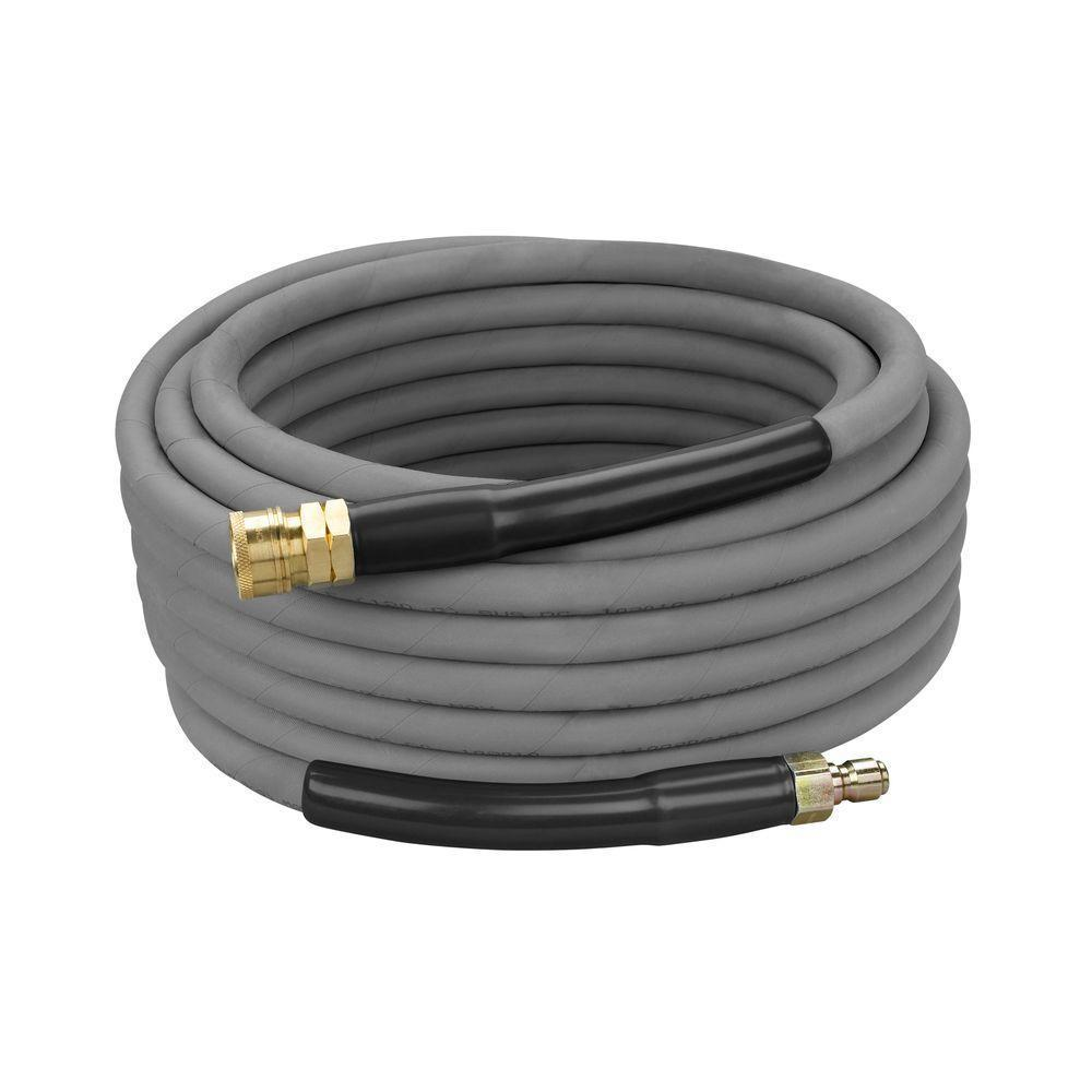 CAT Pumps 3/8 in  x 50 ft  Pressure Washer Hose