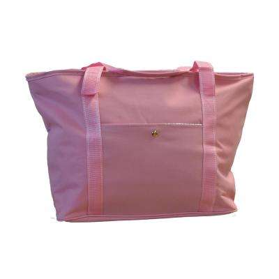 Insulated Hand Bag in Pink