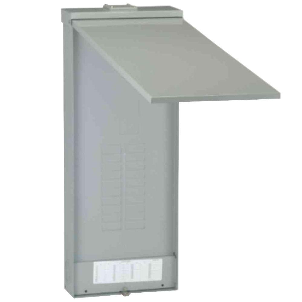Ge Powermark Gold 200 Amp 20 Space 40 Circuit Outdoor Main Lug Subpanels Absolute Electric Breaker