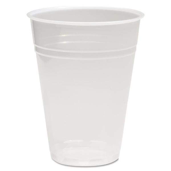 Unbranded 4 Oz Single Use Paper Cone Cup White Rolled Rim Case Of 25 Kci40kr The Home Depot