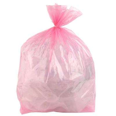 12-16 Gal. Pink Trash Bags (Case of 250)