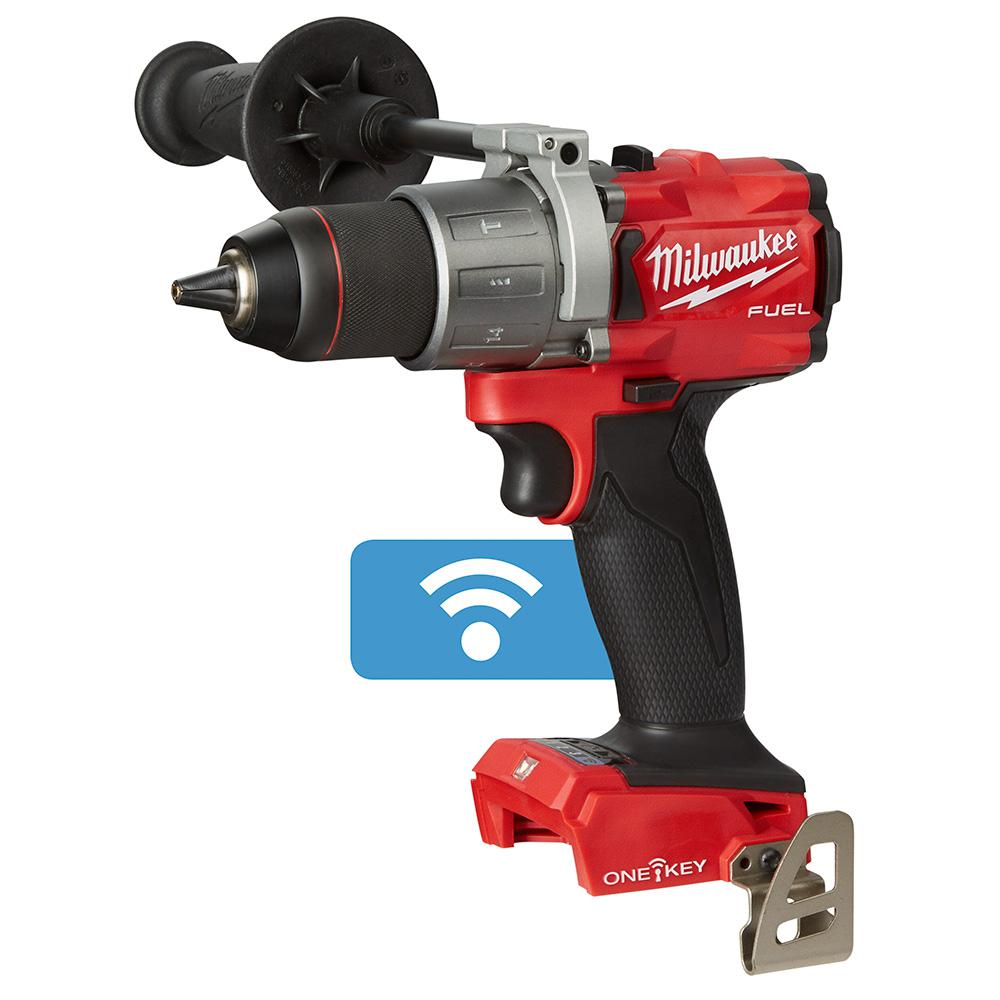 M18 FUEL ONE-KEY 18-Volt Lithium-Ion Brushless Cordless 1/2 in. Hammer