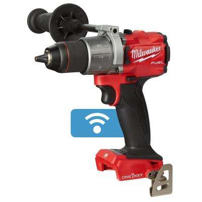 M18 FUEL ONE-KEY 18-Volt Lithium-Ion Brushless Cordless 1/2 in. Hammer Drill/Driver (Tool-Only)