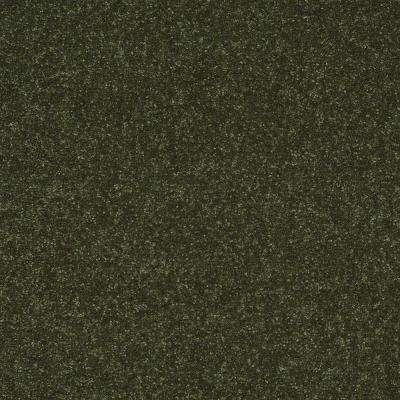 Full Bloom II - Color Fairway Texture 12 ft. Carpet