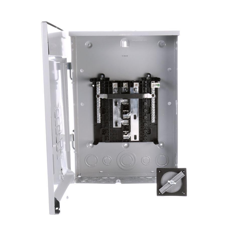 Siemens Es Series 125 Amp 12 Space 24 Circuit Main Lug