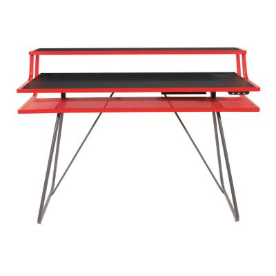 Level Up Battlestation in Red with USB Ports, Set of 1
