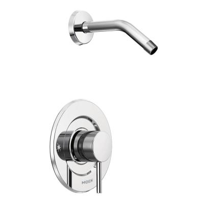 Align Moentrol Single-Handle Shower Only Faucet Trim Kit in Chrome (Valve and Shower Head Not Included)
