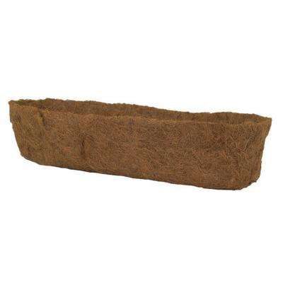 24 in. Window Deck Coco Liner