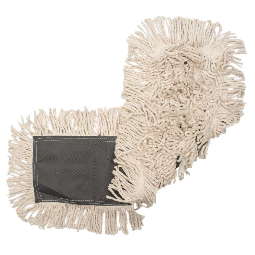 """Dust Mop Head Replacement Head 5/"""" x 60/"""" Refill Metal Frame Style Microfiber"""