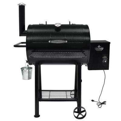 Pellet Smoker and Grill