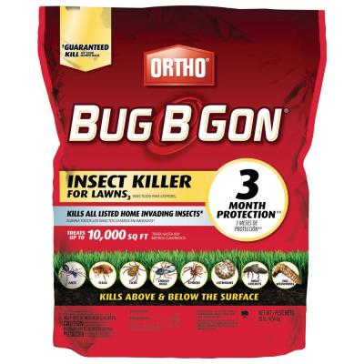 10 lb. Bug-B-Gon Max Insect Killer for Lawns