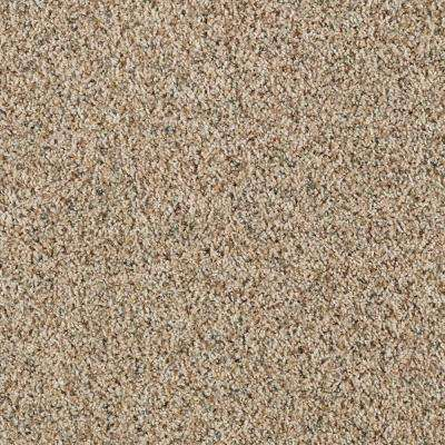 Kaa I - Color Ashen Tan Texture 12 ft. Carpet