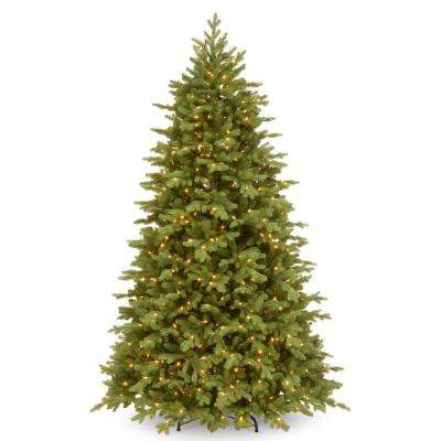 feel real princeton fraser fir hinged tree with 700