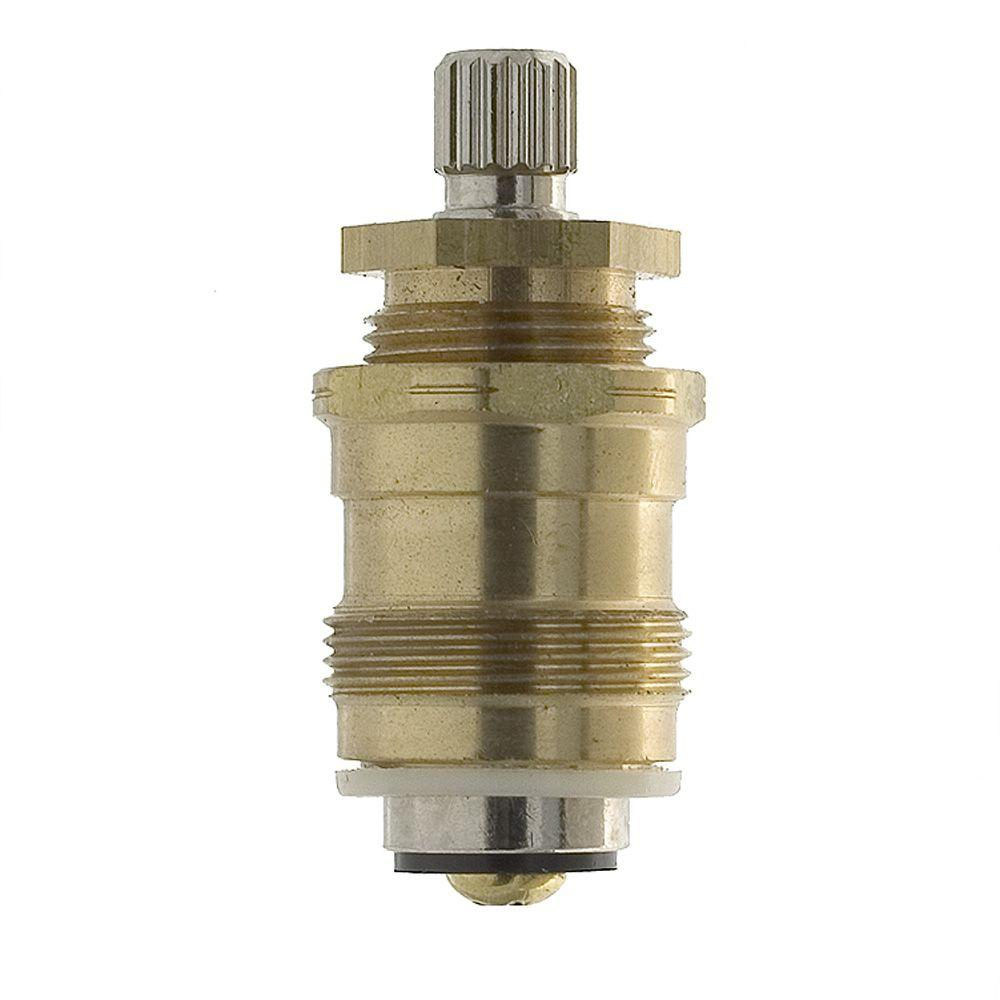 4C-2C Cold Stem for Eljer Faucets in Brass