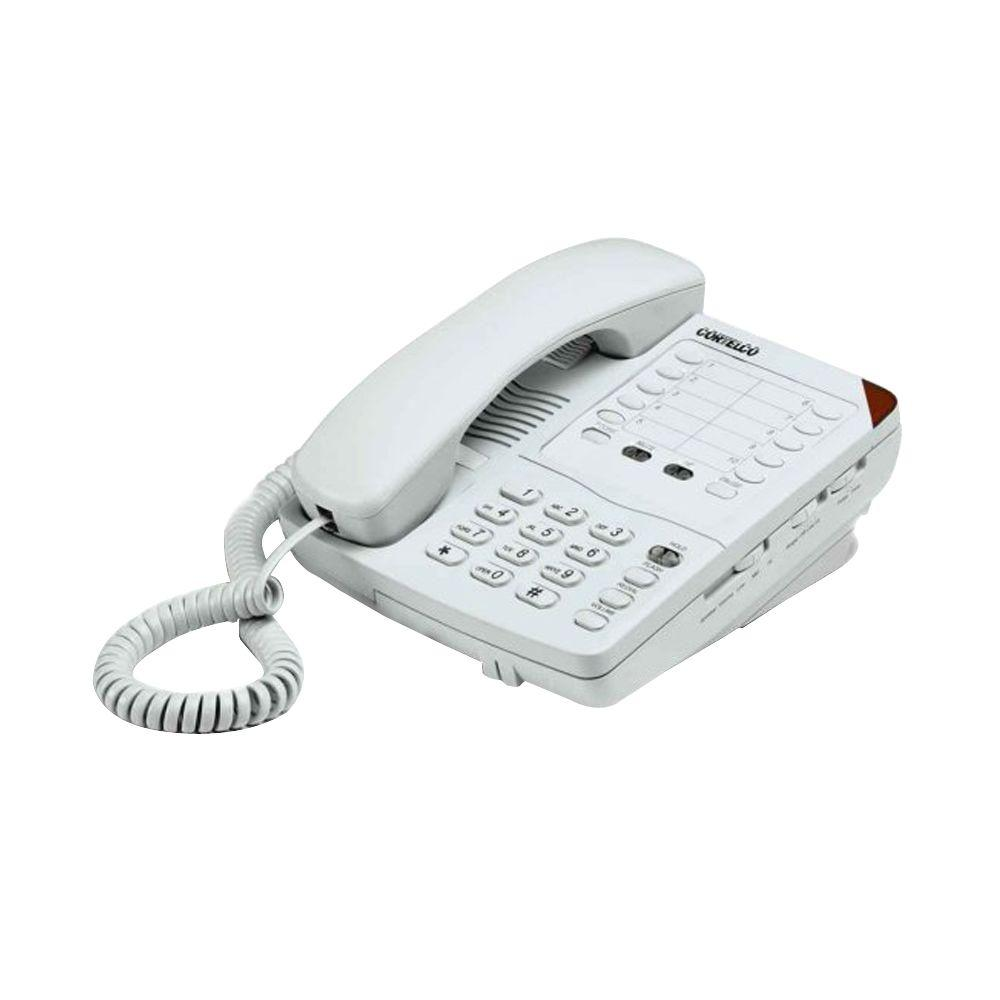 Colleague Corded Telephone with Speakerphone - Frost