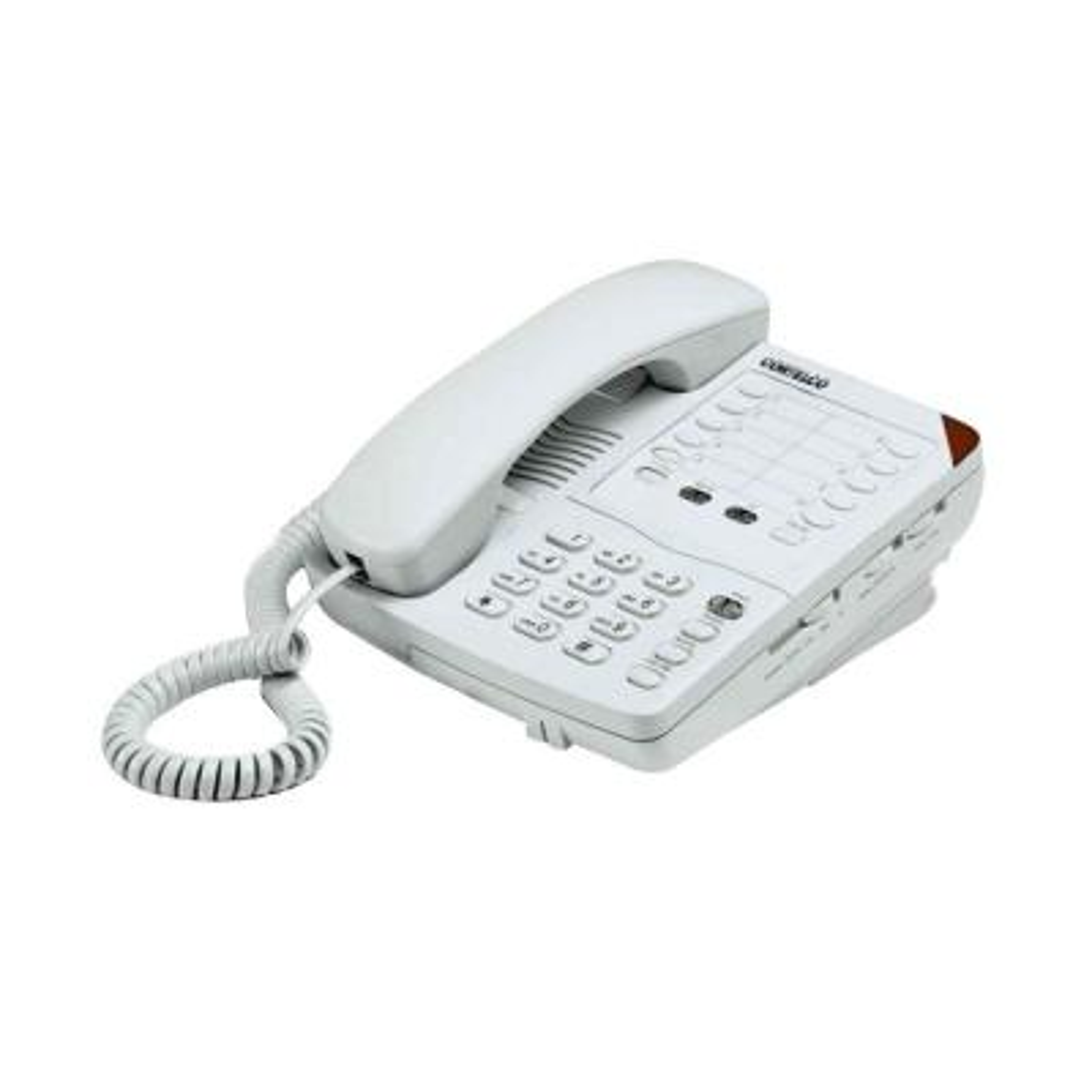 RCA Corded Office Telephone - Black/Silver-RCA-1113-1BSGA