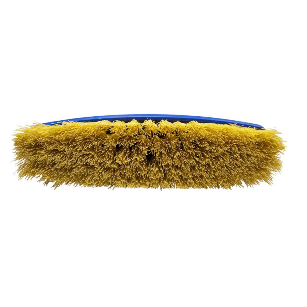 Adaptables 10 in. Flow-Thru Scrub Brush Head