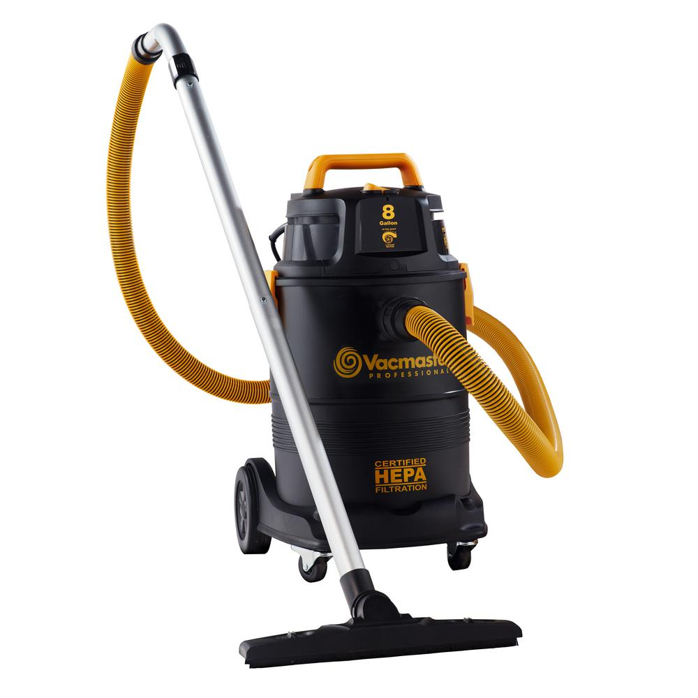 Hepa Wet Dry Vac With 2 Stage Motor