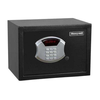 0.50 cu. ft. Steel Security Safe with Programmable Digital Lock