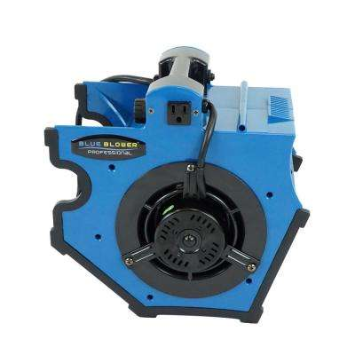 Blue Blower Multi-Position Professional Air Mover - 300 CFM