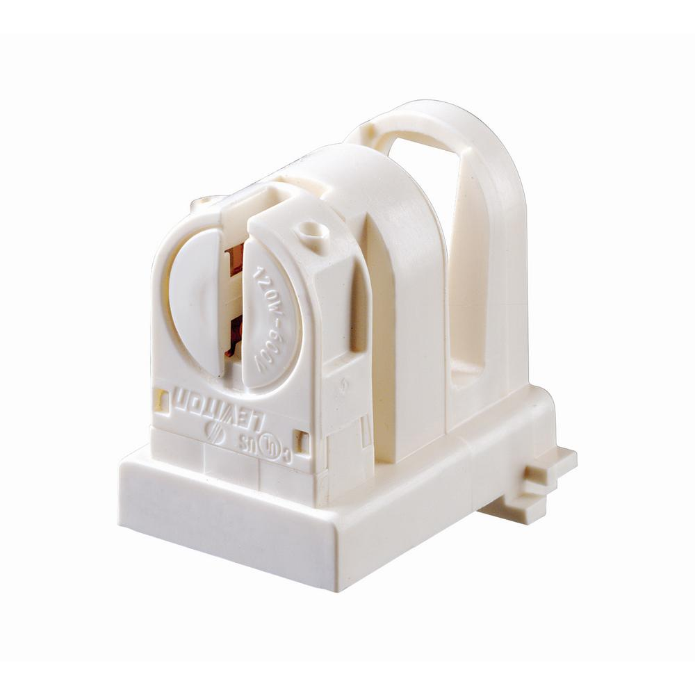 120W Long T-8 to T-5 Adapter Medium to Miniature Base T5