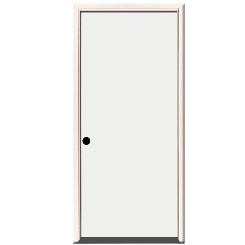 30 x 80 - Doors Without Glass - Steel Doors - The Home Depot