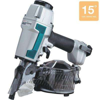 2-1/2 in. 15° Siding Coil Nailer