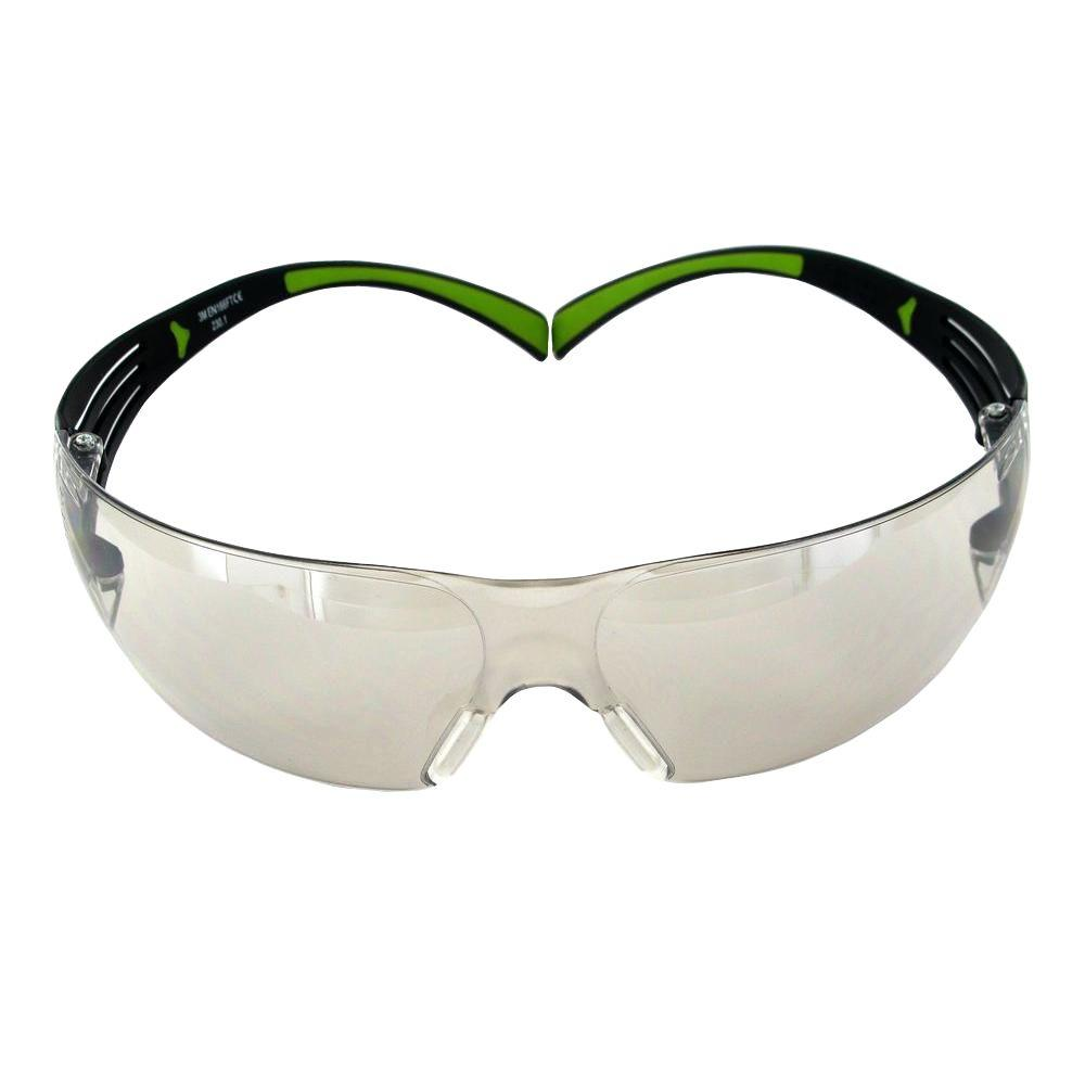 SecureFit Mirror Anti-Scratch Lenses Indoor/Outdoor Safety Glasses