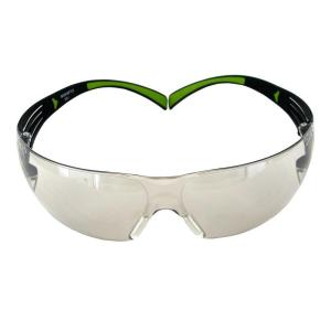 Click here to buy 3M SecureFit Mirror Anti-Scratch Lenses Indoor/Outdoor Safety Glasses by 3M.