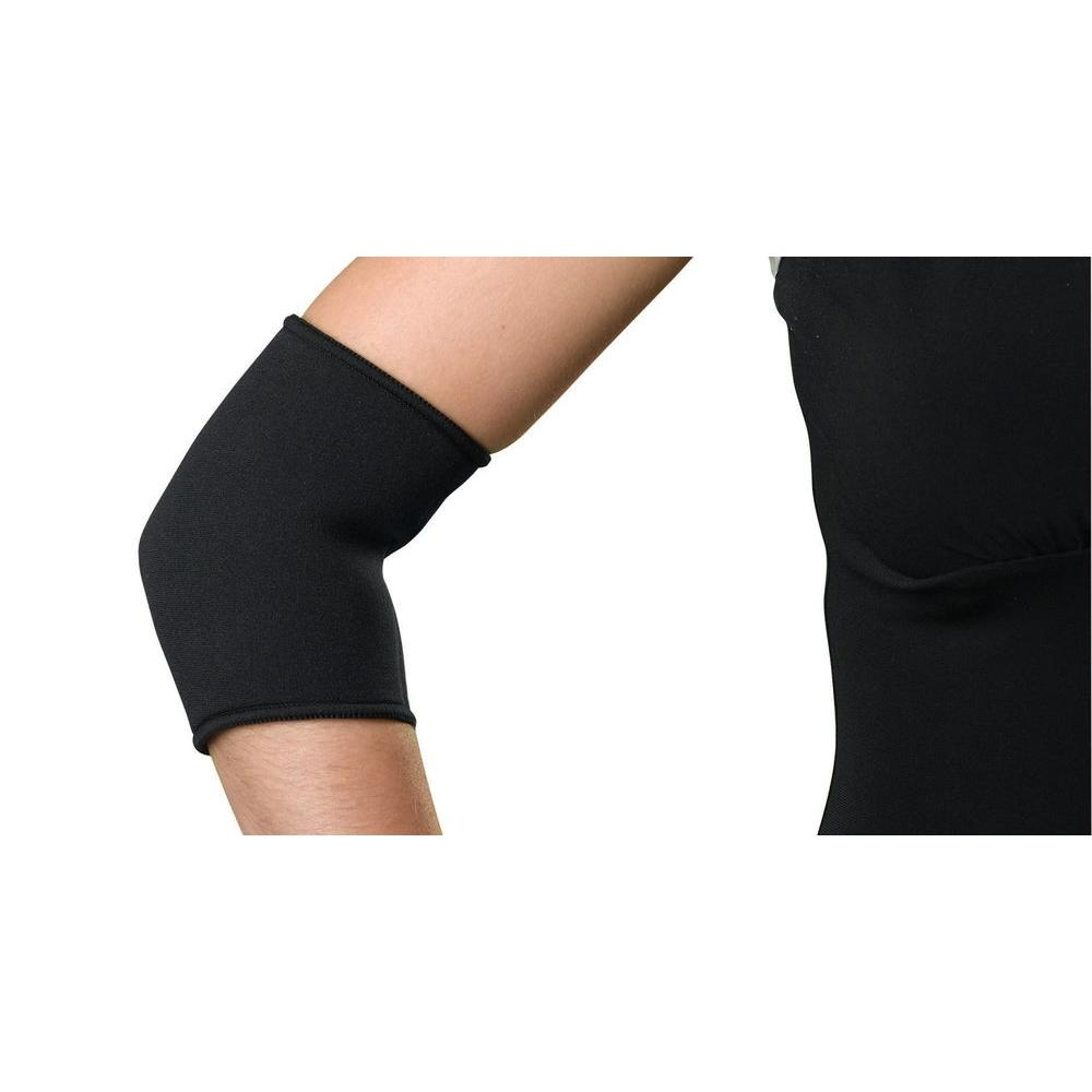cac29ede01 Curad Large Elbow Sleeve with Compression Strap-ORT17300LDH - The ...