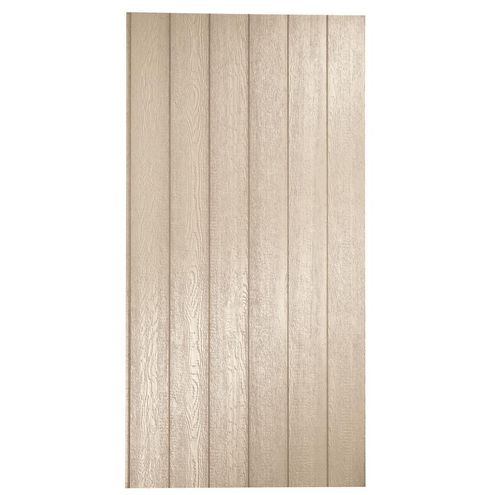 T1 11 For Home Design Color: DuraTemp 0.563 In. X 48 In. X 96 In Primed 8 In. OC T1-11