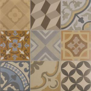 Essence Decor 24 in. x 24 in. Porcelain Floor and Wall Tile (15.5 sq. ft. / case)