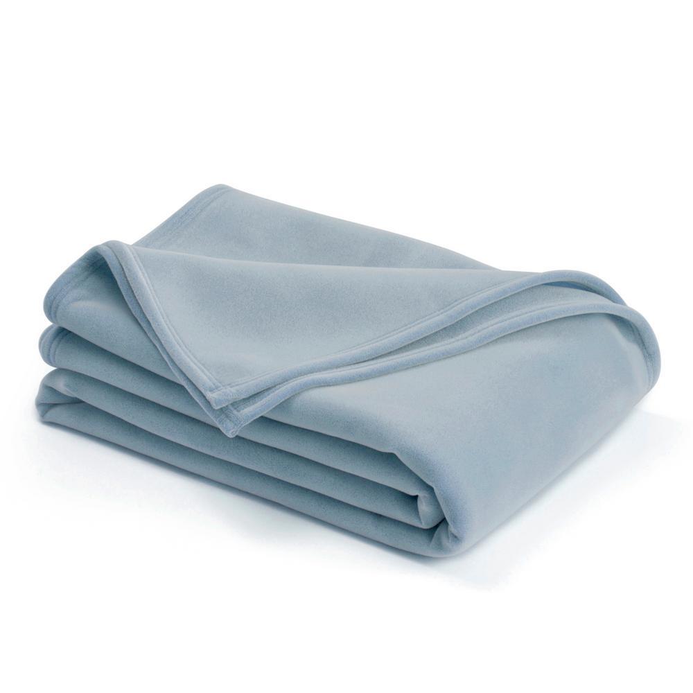Original Wedgewood Blue Nylon Full/Queen Blanket