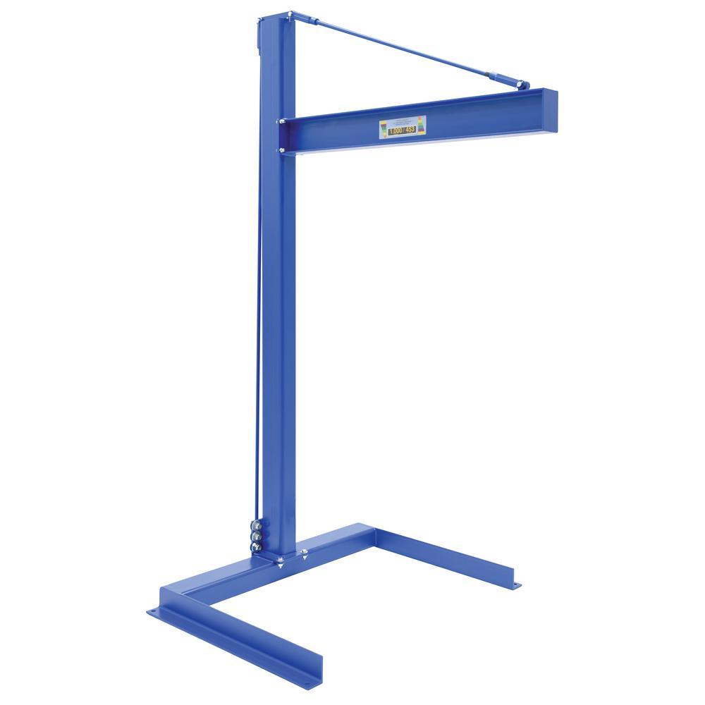 Vestil 1,000 lb. Capacity Mini Overhead Cantilever Jib