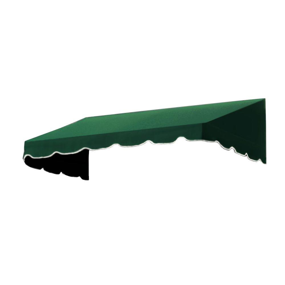 AWNTECH 30 ft. San Francisco Window/Entry Awning (44 in. H x 36 in. D) in Forest