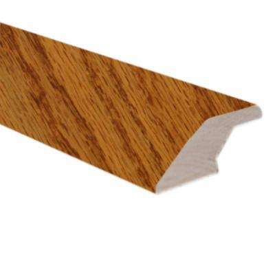 Oak Butterscotch 2-1/4 in. Wide x 78 in. Length Lipover Reducer Molding (Use with 3/8 in. Thick Click Floors)
