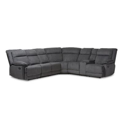 differently 9c675 646d1 Gray - Sectionals - Living Room Furniture - The Home Depot