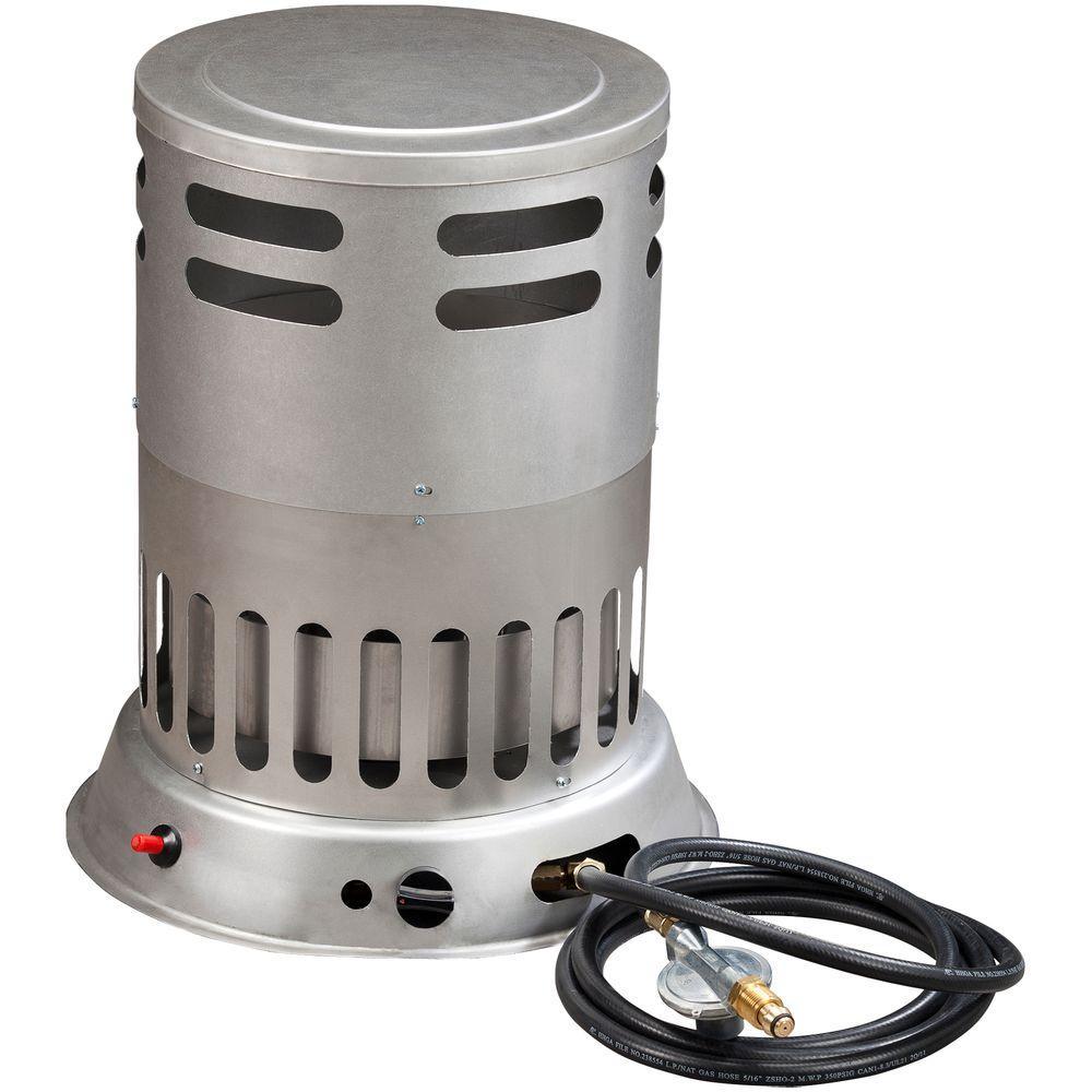 Procom 80 000 Btu Portable Single Convection Heater Pcc80v The
