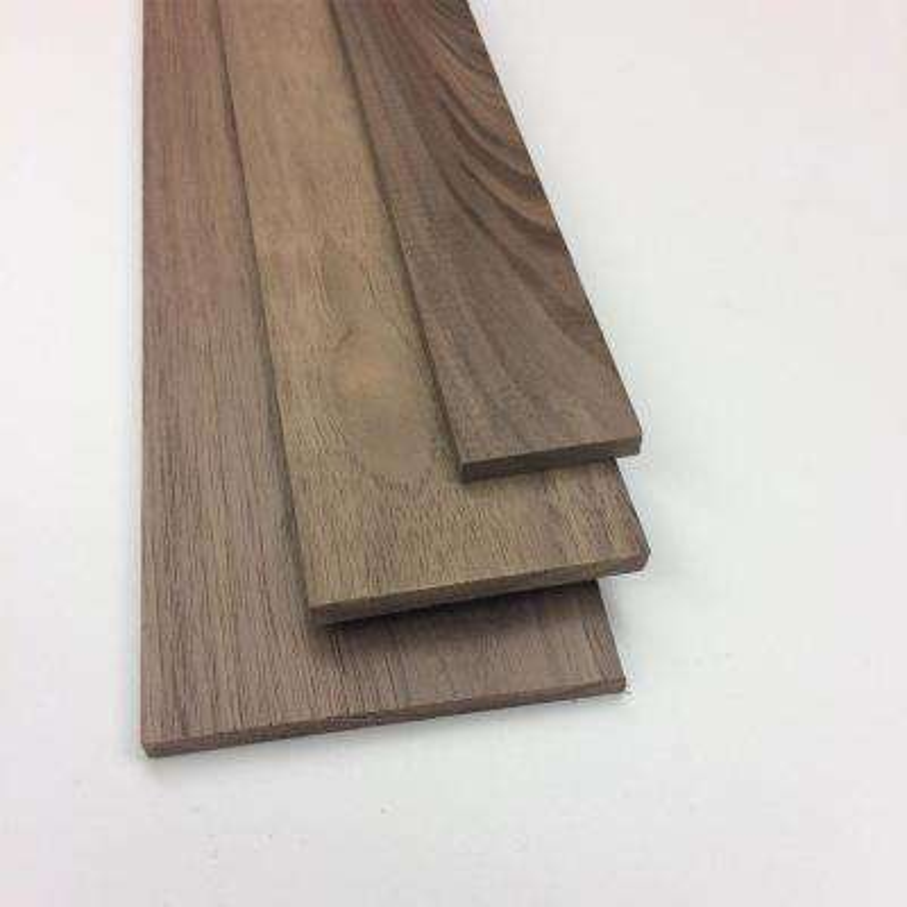 0.25 in. x 1.5 in. x 4 ft. Walnut Hobby Board (5-Pack)