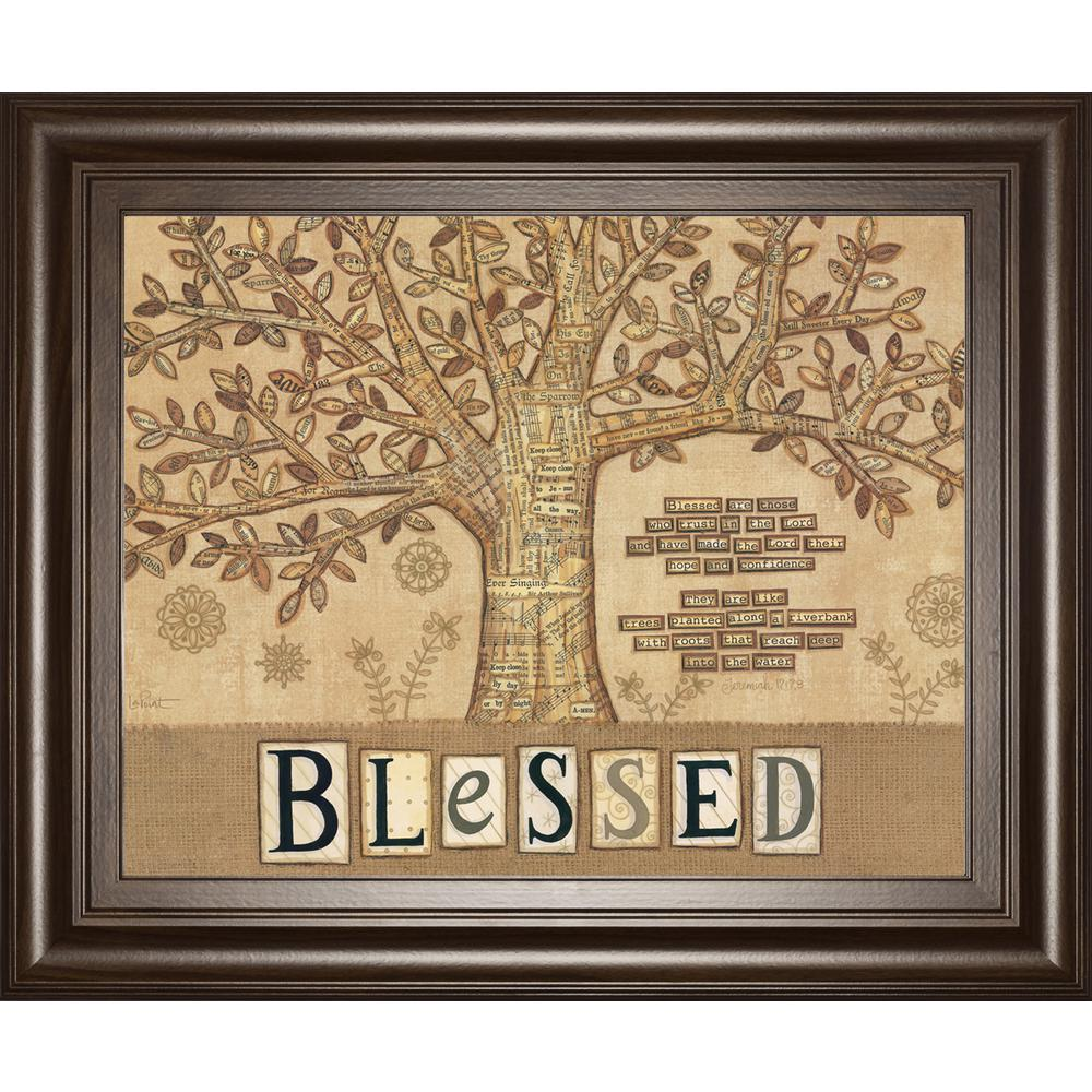 Cly Art 22 In X 26 Blessed Tree Of Life By