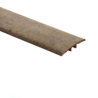 Whitehall Pine 5/16 in. Thick x 1-3/4 in. Wide x 72 in. Length Vinyl T-Molding