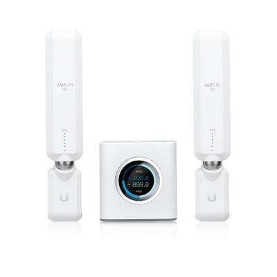 Wi-Fi System by Ubiquiti Labs, Seamless Whole Home Wireless Internet Coverage, HD Router with 2 Mesh Points